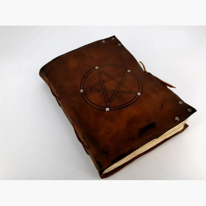 Jurnal Vintage Pentagrama thumb